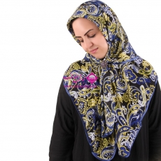 روسری صدف طرح دار 1109